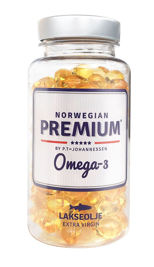 Dầu Cá Hồi Cao Cấp Extra Virgin Omega-3