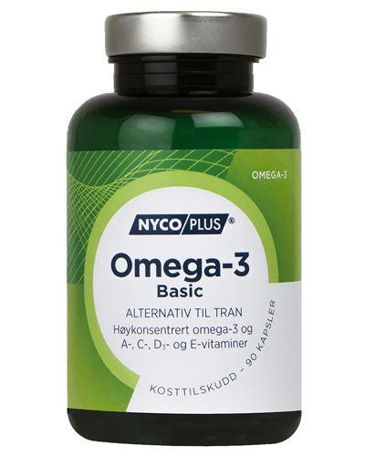 Dầu Cá Nycoplus Omega-3 Basic [90 viên]