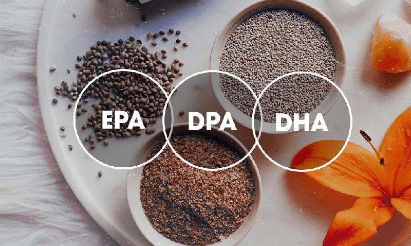 DPA, DHA & EPA là gì?