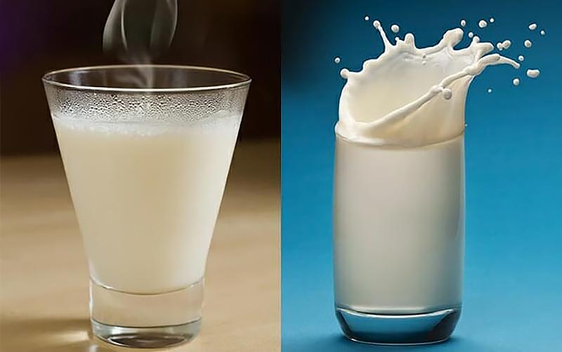 Sữa nóng hay sữa lạnh tốt hơn?