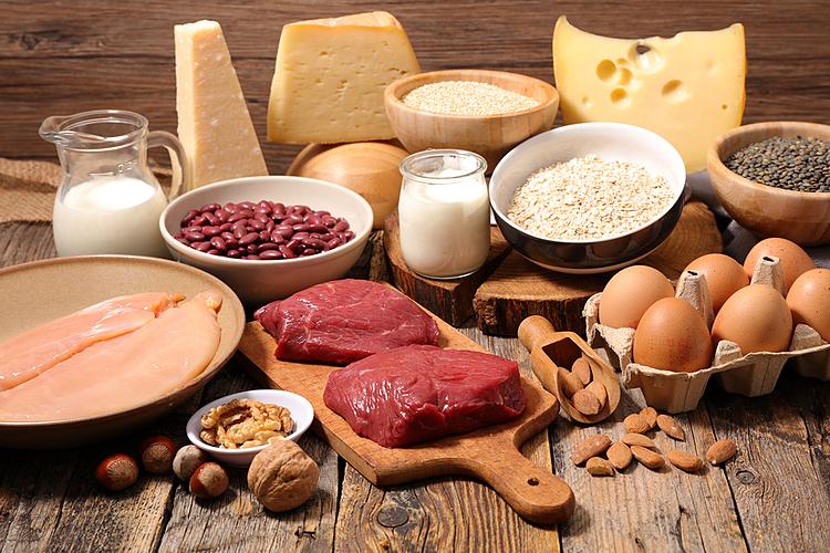 Thực phẩm giàu đạm tăng cường hệ miễn dịch