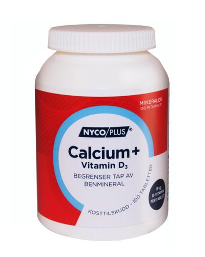 Viên Uống Bổ Xương | Calcium+ Vitamin D3 [100 Viên]