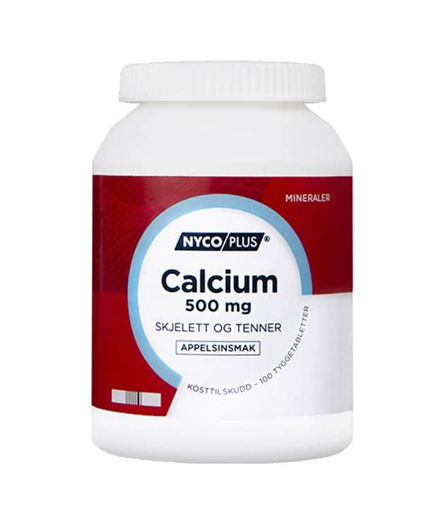 Viên uống bổ xương Nycoplus - 500mg